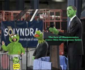 Solyndra a symbol for Obama's failed environmental policies