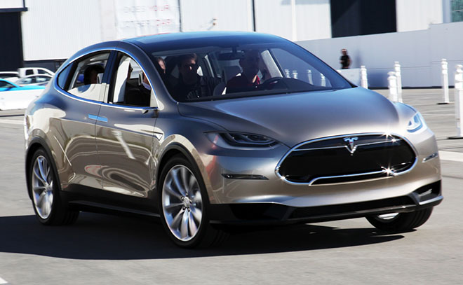Tesla Model X - Another Expensive Electric Car